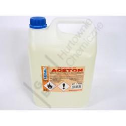 Rozpuszczalnik aceton 5L TECH