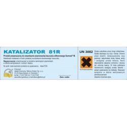 KATALIZATOR 81 R